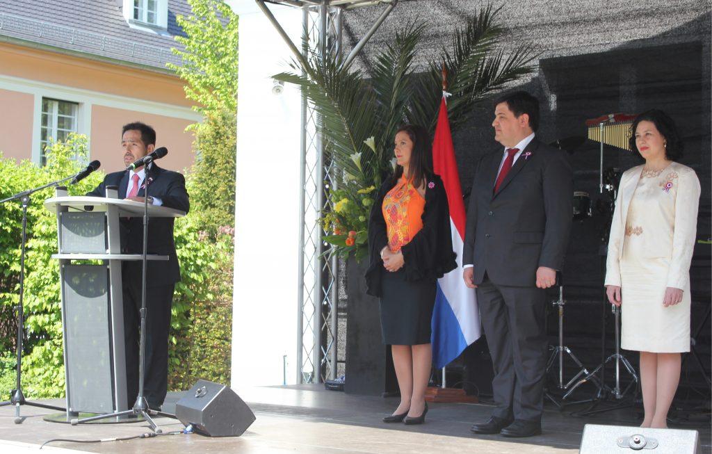 Nationalfest der Republik Paraguay in Berlin 2017