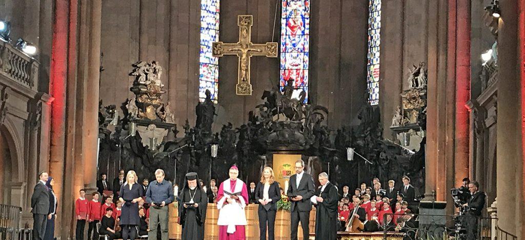 Vigésimo séptimo aniversario de la reunificación alemana