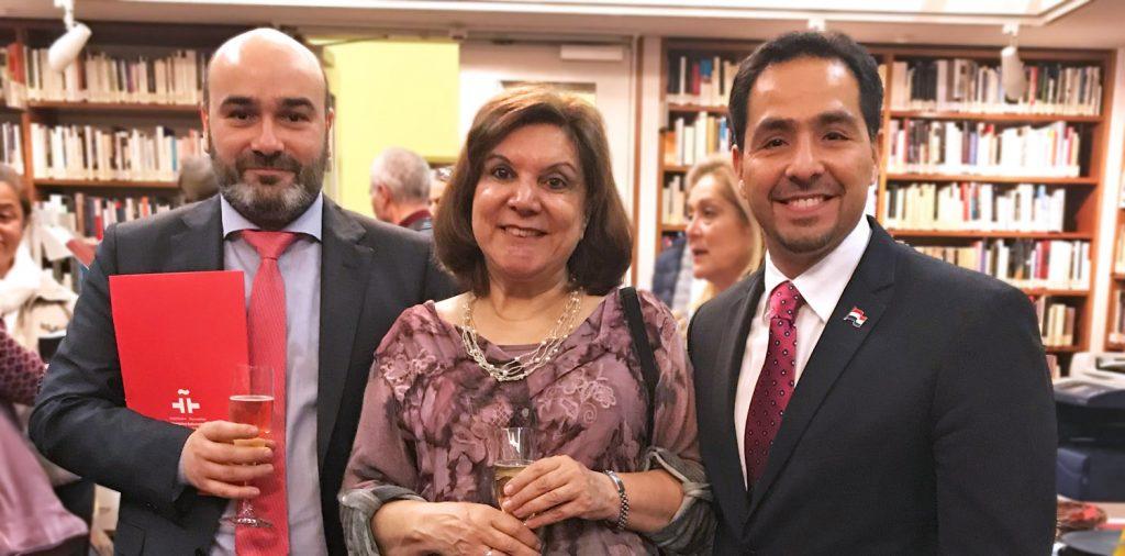 Instituto Cervantes de Munich rinde homenaje a Roa Bastos.