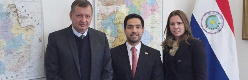 Paraguay participa en Foro y Feria de Agricultura en Berlín