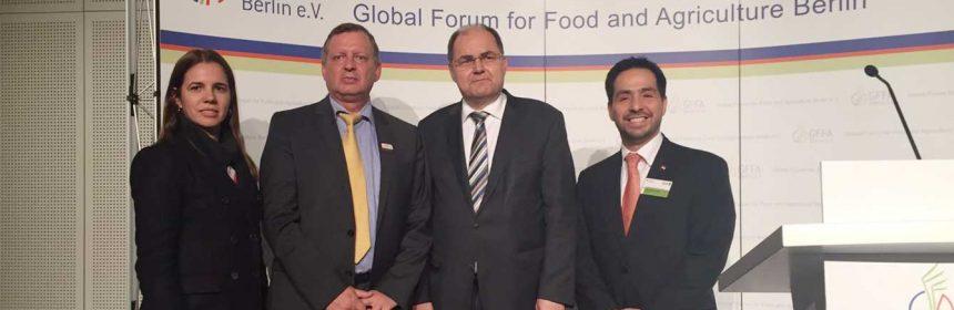 Foro Global de Alimentación y Agricultura (GFFA)