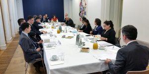 VERSAMMLUNG DER MISSIONSCHEFS DER EHRENWERTEN BOTSCHAFTEN DER GRULAC, IN BERLIN