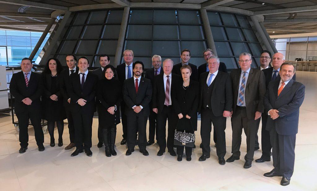 Reunión con Parlamentarios de CDU/ CSU