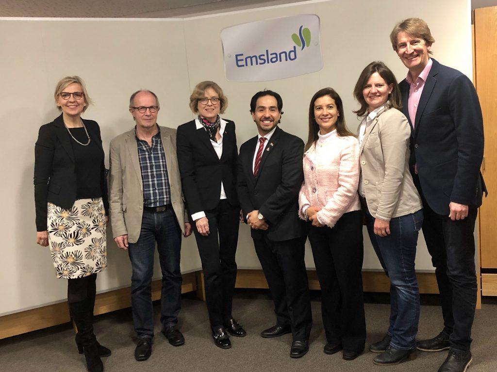 Acciones que fortalecen la cooperación académica entre Paraguay y Alemania para la excelencia profesional del personal de salud.