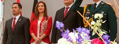 PARAGUAYISCHER NATIONALFEIERTAG IN DER BUNDESREPUBLIK DEUTSCHLAND