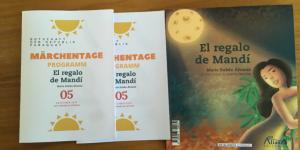 Märchentage Lectura de Cuentos en la sede Embajada de la República del Paraguay ante la República Federal de Alemania.