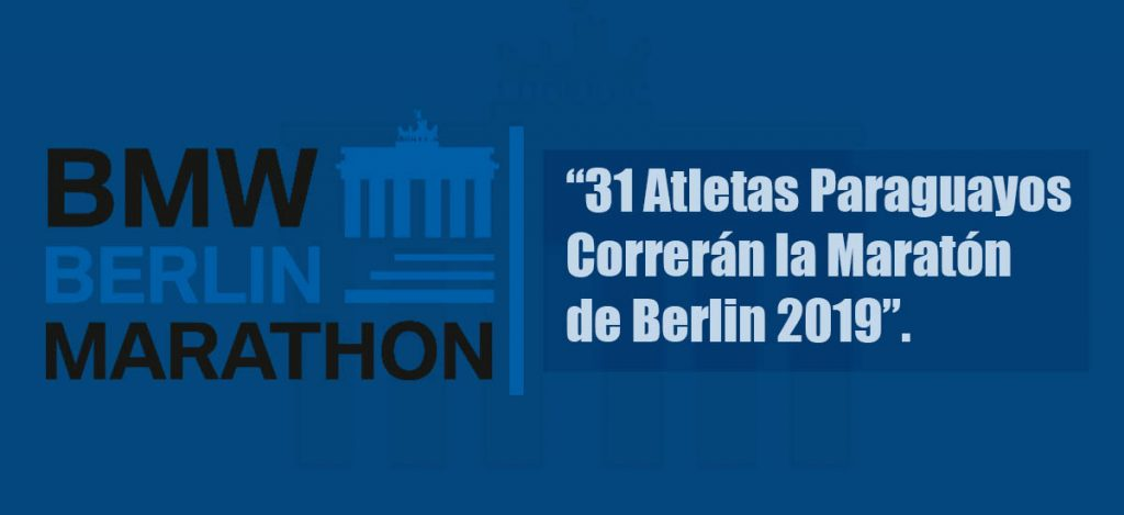 Maratón de Berlin BMW