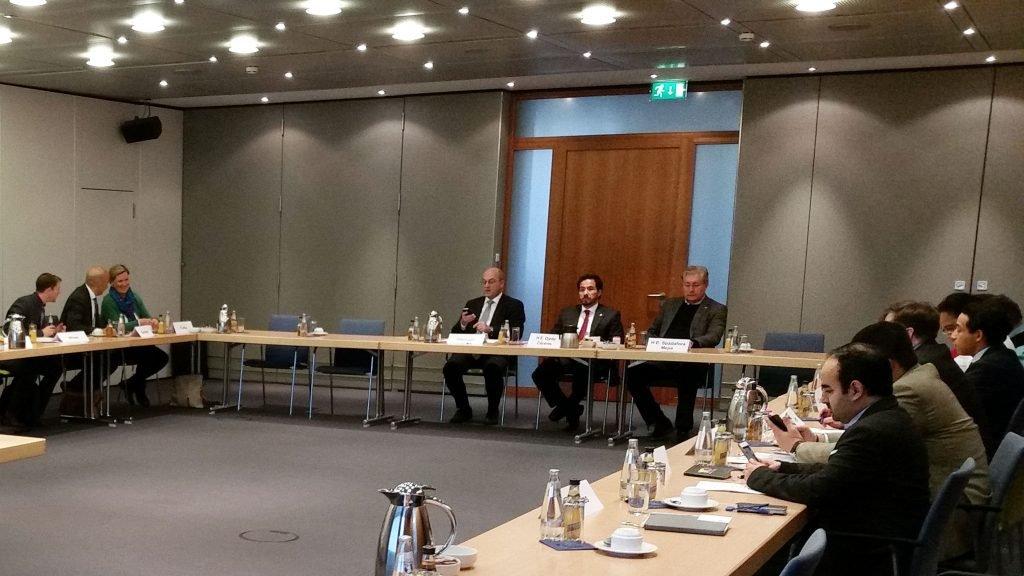 Workshop con los Consejeros Económicos de las Embajadas de América Latina en Berlín